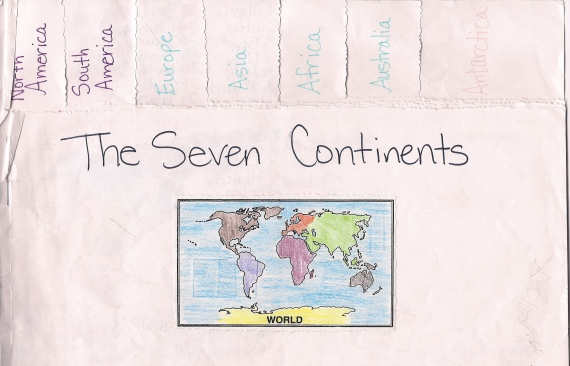 Front cover of Continent Book